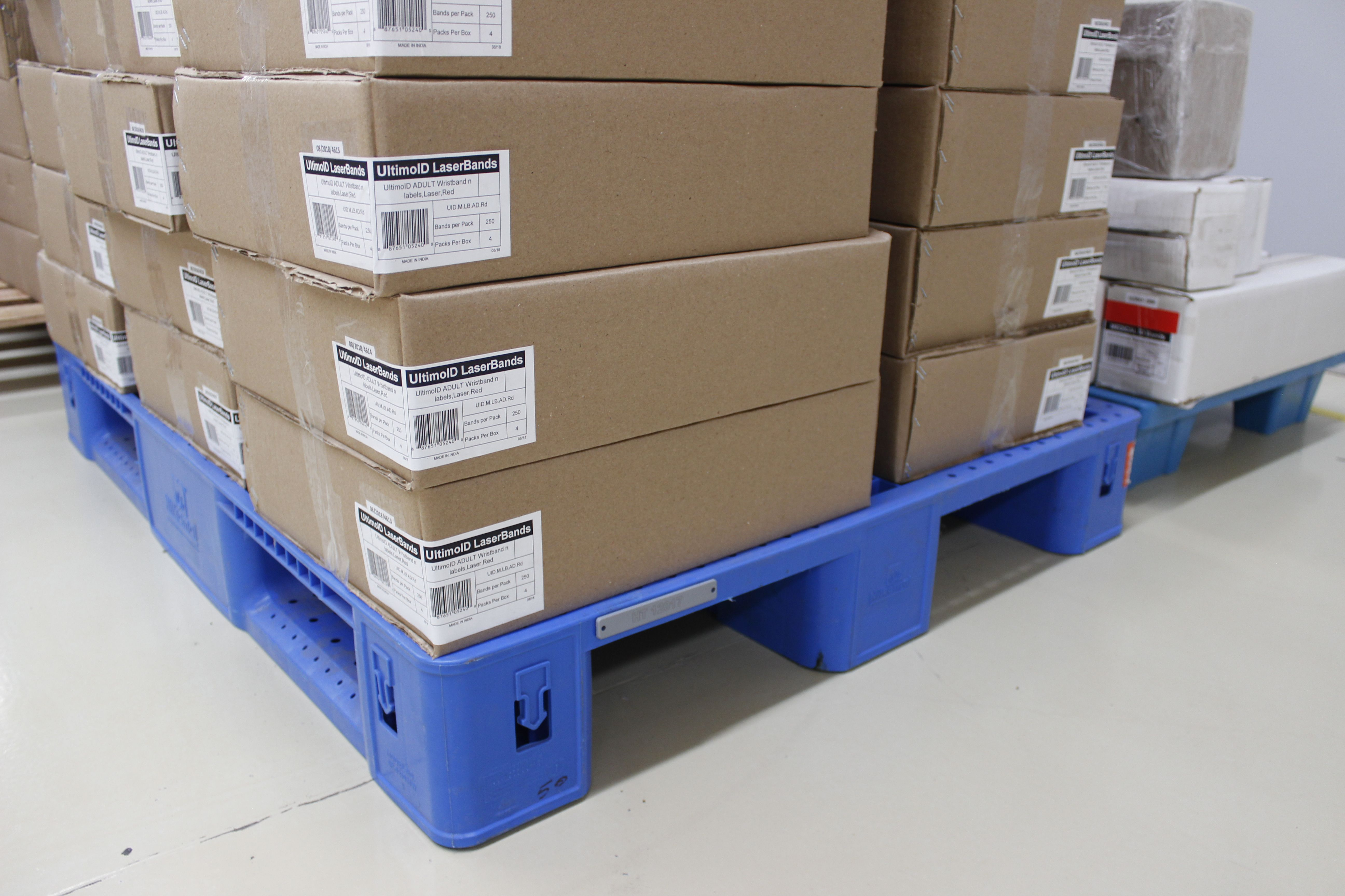 Plastic pallet tracking using rfid technology  Recommended