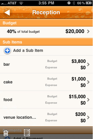 how s your wedding budget going here s the app that will help you
