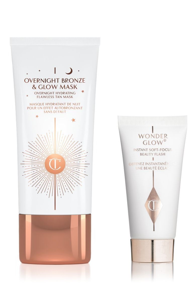 Free shipping and returns on Charlotte Tilbury Bronze and Glow Kit