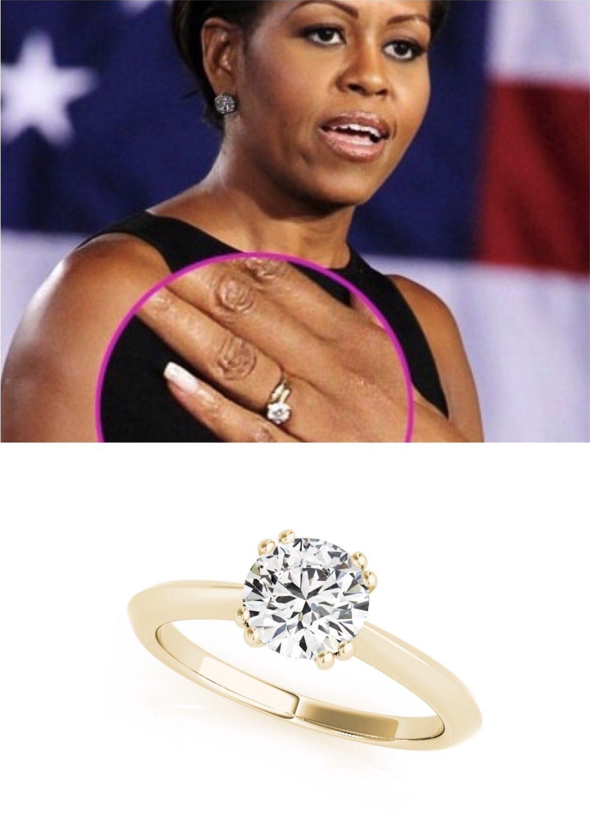 Diamond Solitaire Engagement Ring 18k Yellow Gold 1 07ct Solitaire Engagement Ring Yellow Gold Solitaire Engagement Ring Diamond Solitaire Engagement Ring