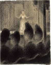 Image result for seurat drawings