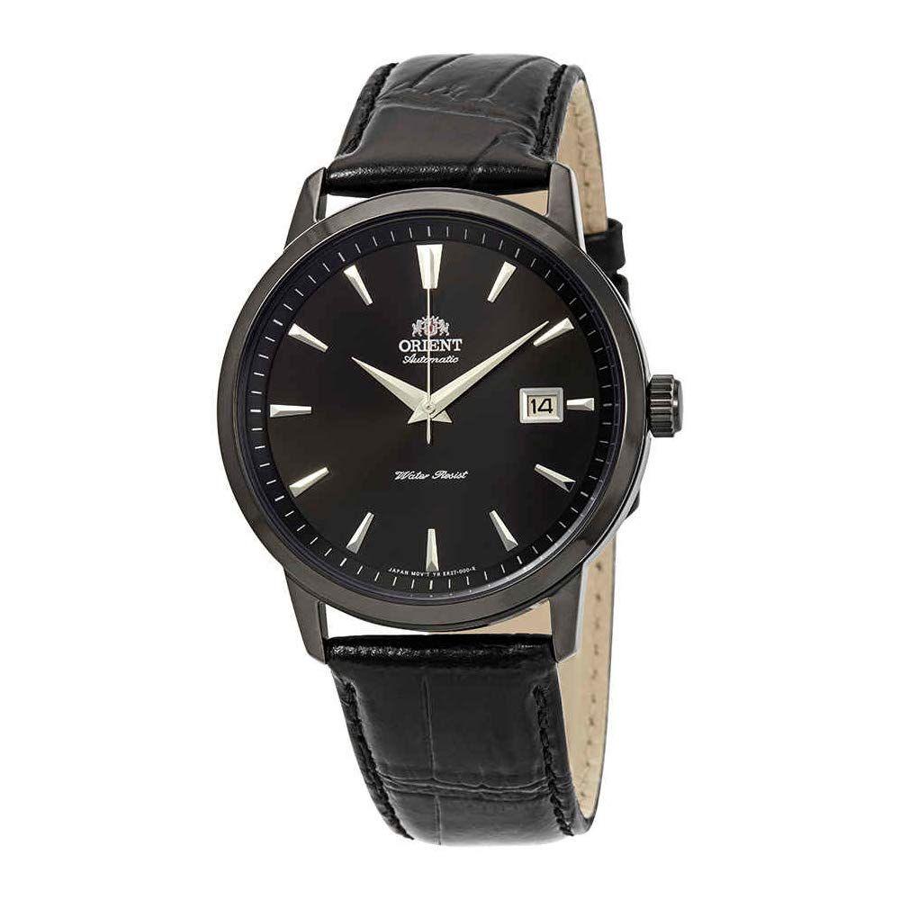 Orient Symphony Automatic Black Fer27001b0 Relojes De Cuero