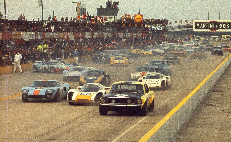 Sebring 1968.