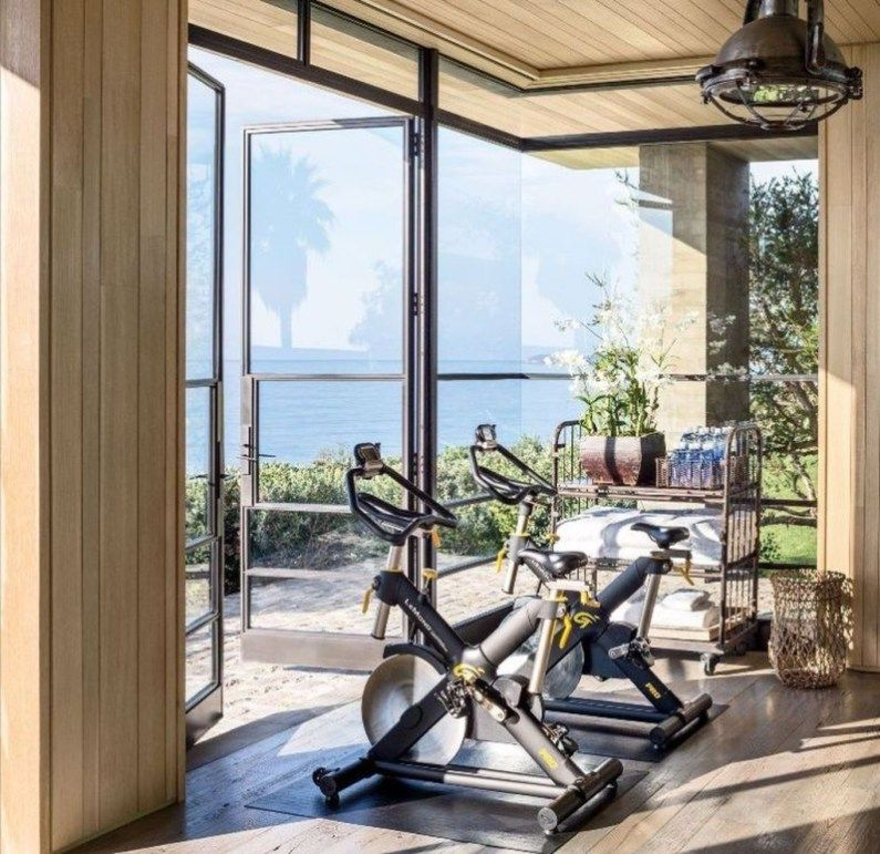 35 Modern Home Gym Spaces Ideas For Work Out