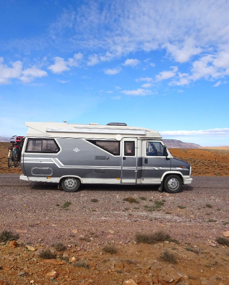 Inspirationen und Tipps für den nächsten Roadtrip! Was gehört herein in den Camper? Eine minimalistich gehaltene Reiseanleitung.  #Minimalismus #Wohnmobil #Roadtrip