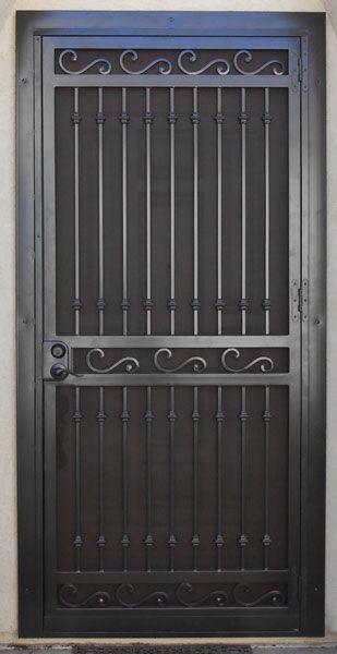 Phoenix Puertas Puertas Principales De Forja Puertas