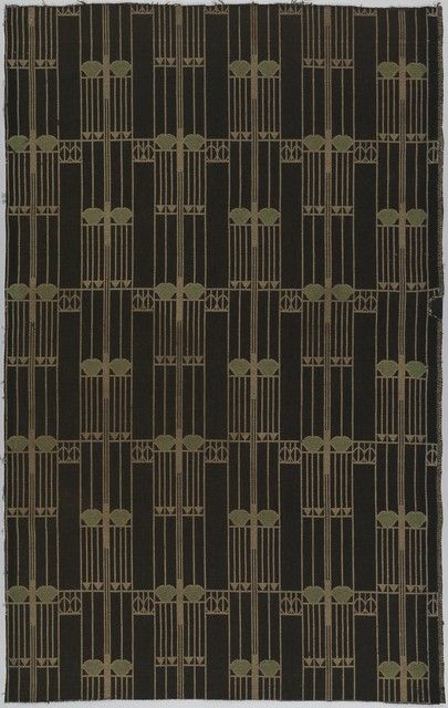 Josef Hoffmann's Notschrei | Smithsonian Cooper-Hewitt, National Design Museum in New York