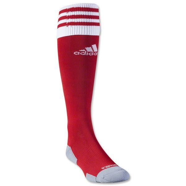 adidas Copa Zone Sock (Red/White)