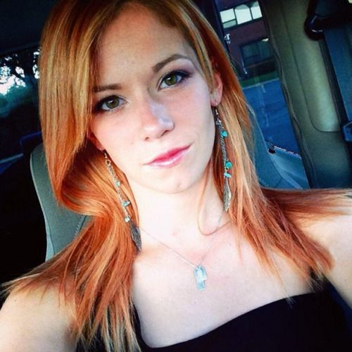 Celeste true amateur models redhead
