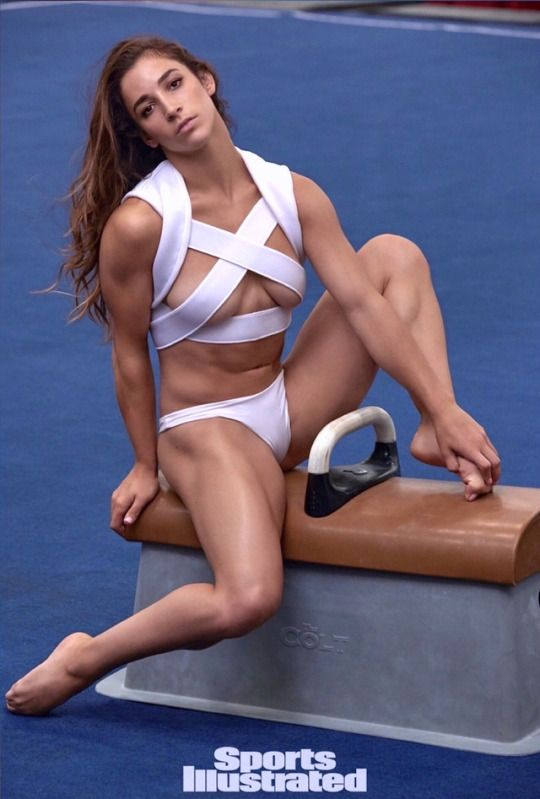 Aly Raisman - 2018 Sports Illustrated Swimsuit Issue | #