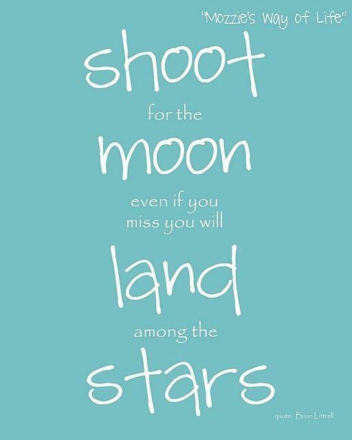 Reach For The Moon Quote Google Search Space In The Art Room