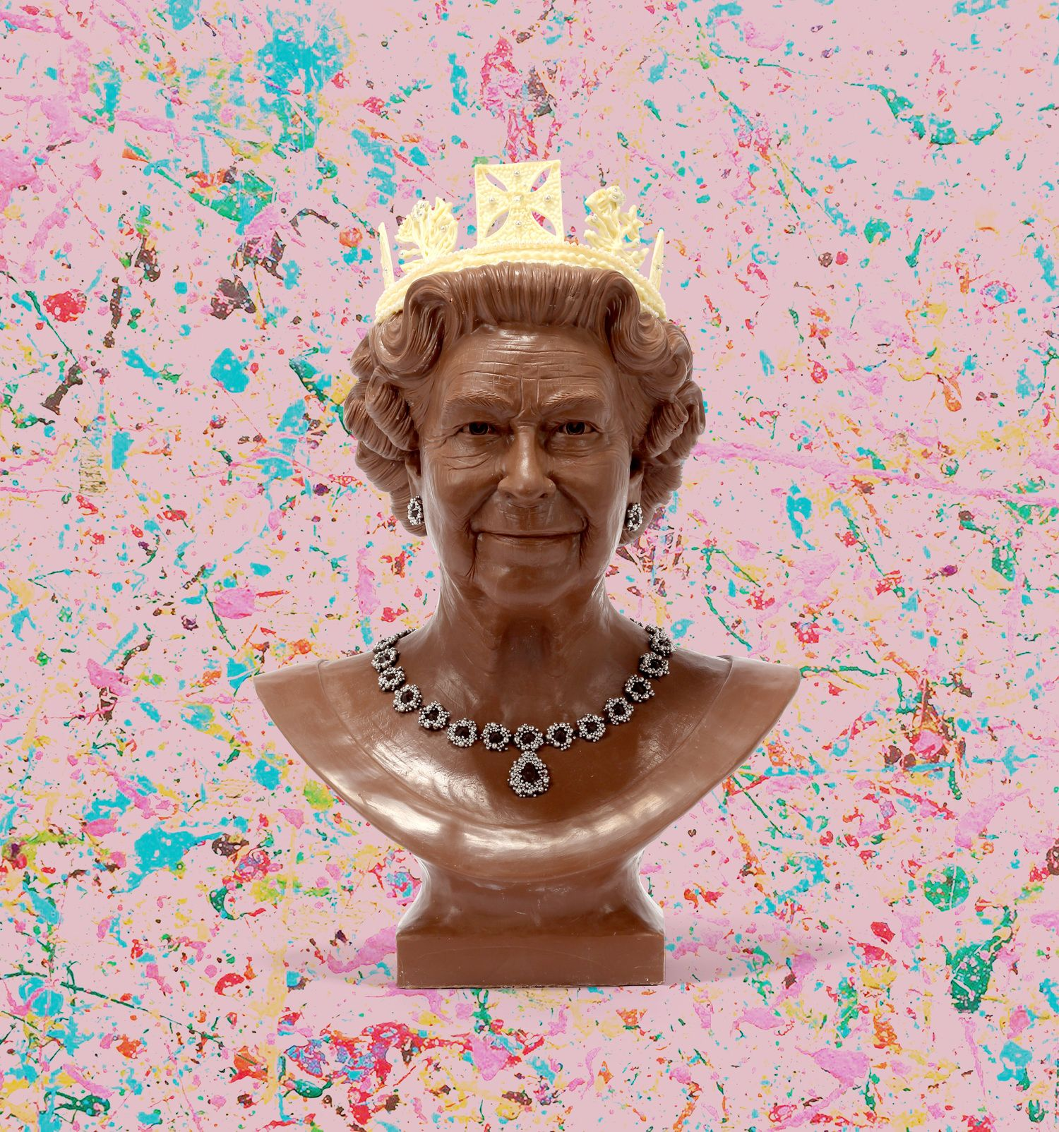 Queen Pure products, Her majesty the queen, Queen 90th