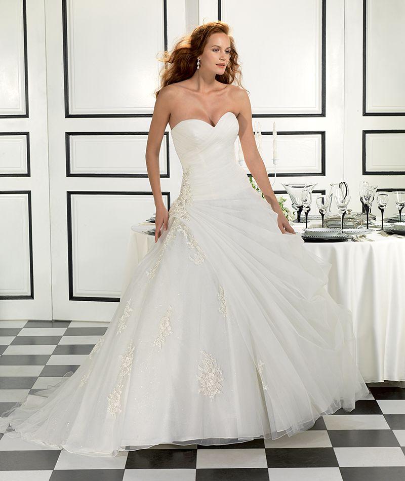 Eddy K Wedding Gowns 2014 – AK101