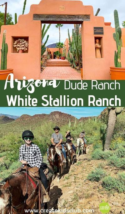 Arizona dude ranch vacation stands test of time