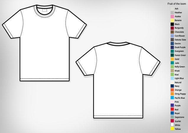 Download Men S Basic T Shirt Template Eps Men Shortsleeve Tshirt Vector Tshirt Template Shirt Template T Shirt Design Template Tee Shirt Designs