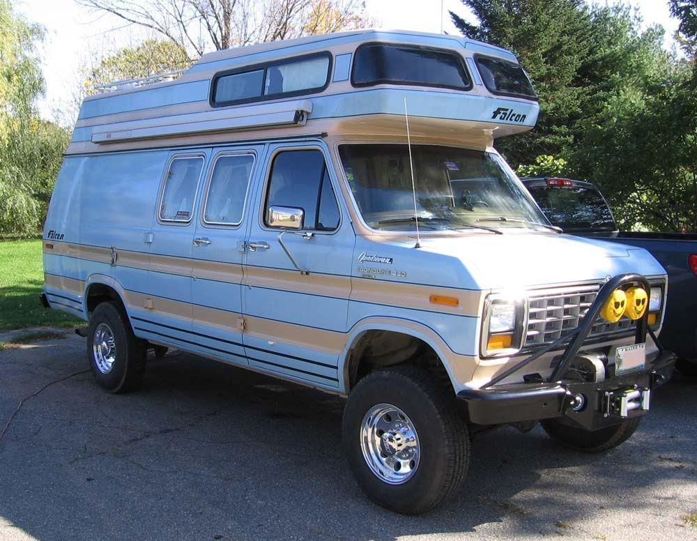Boomer The Quadravan 4x4 Camper Expedition Portal Ford Transit Camper Van Ford Van