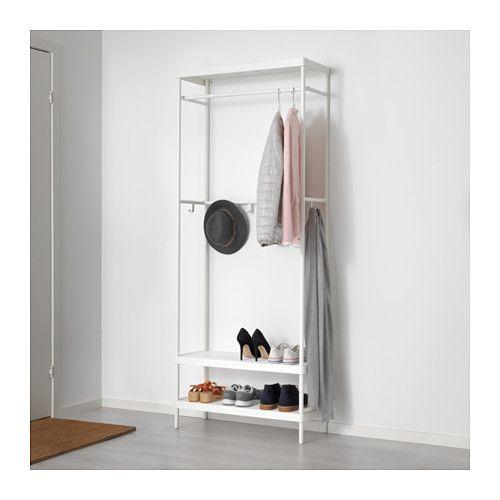 mackap r rangement ouvert pour chaussures appart pinterest rangement dressing rangement. Black Bedroom Furniture Sets. Home Design Ideas