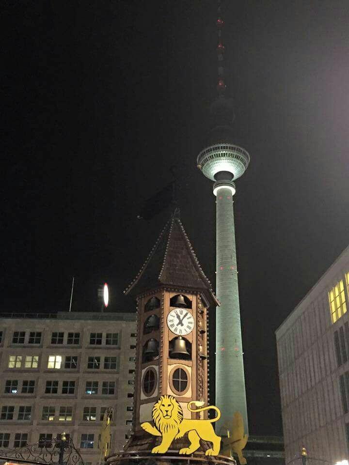 Alexanderplatz Berlin Great Places Landmarks