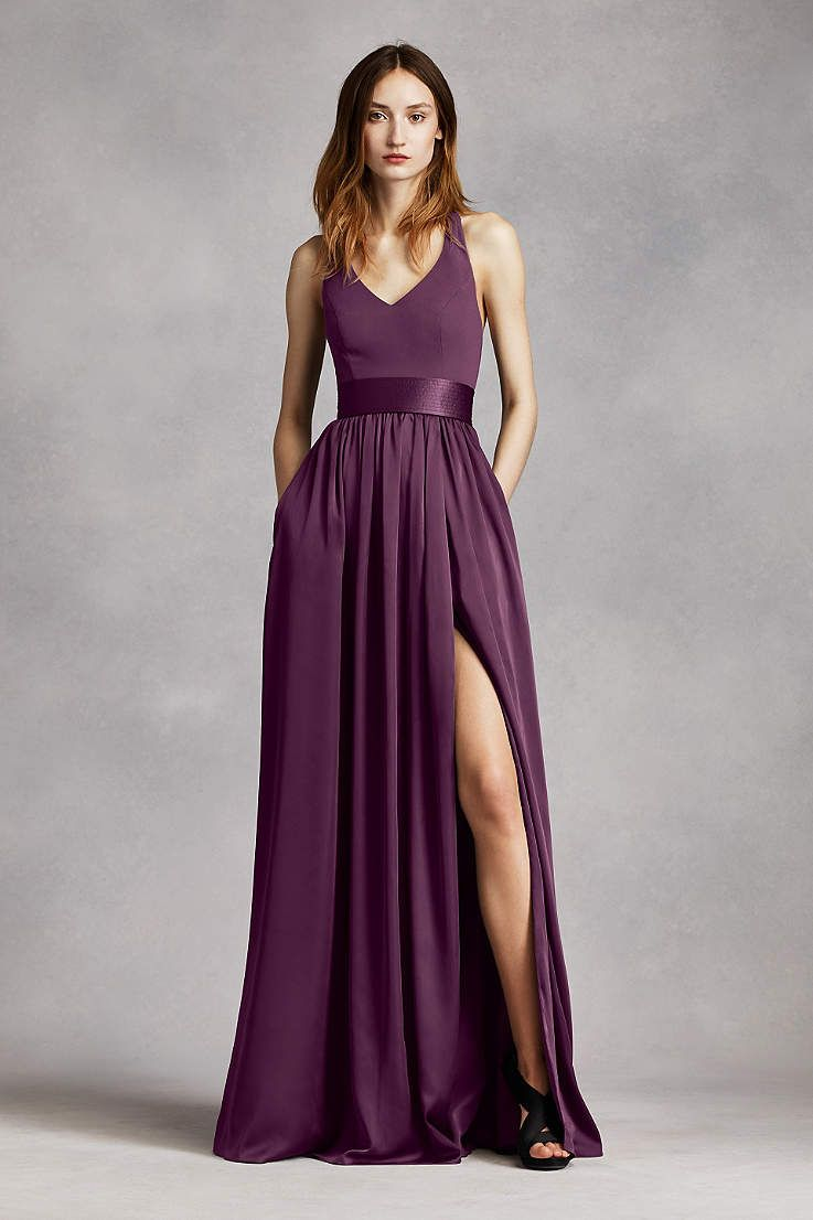 Dreaming about wearing a wedding dress  Dreaming of your bridal party wearing Vera Wang bridesmaid dresses