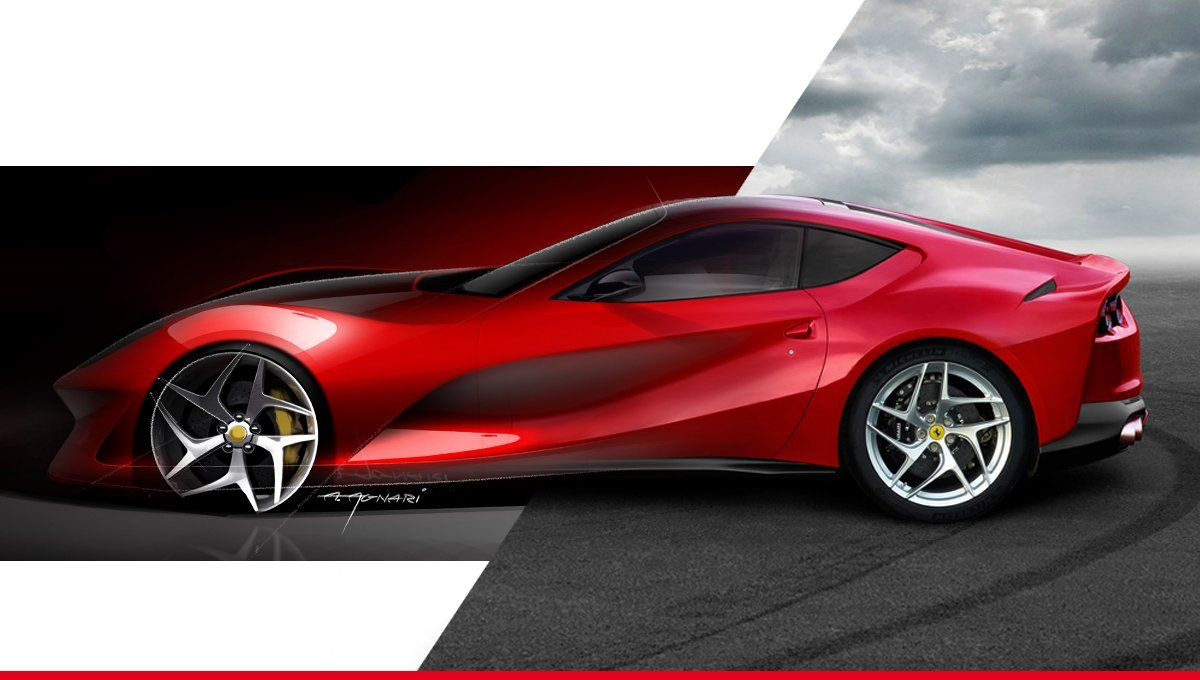 Nothing Like A Picture Of Vroosk Fast As Eff Sports Car Ferrari