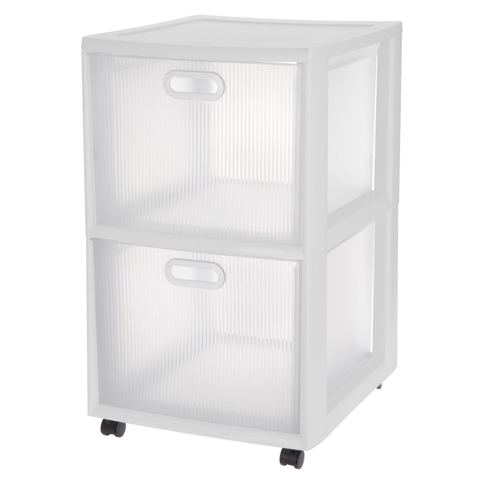trolley on cart with storage drawers black wheels drawer itm tower plastic