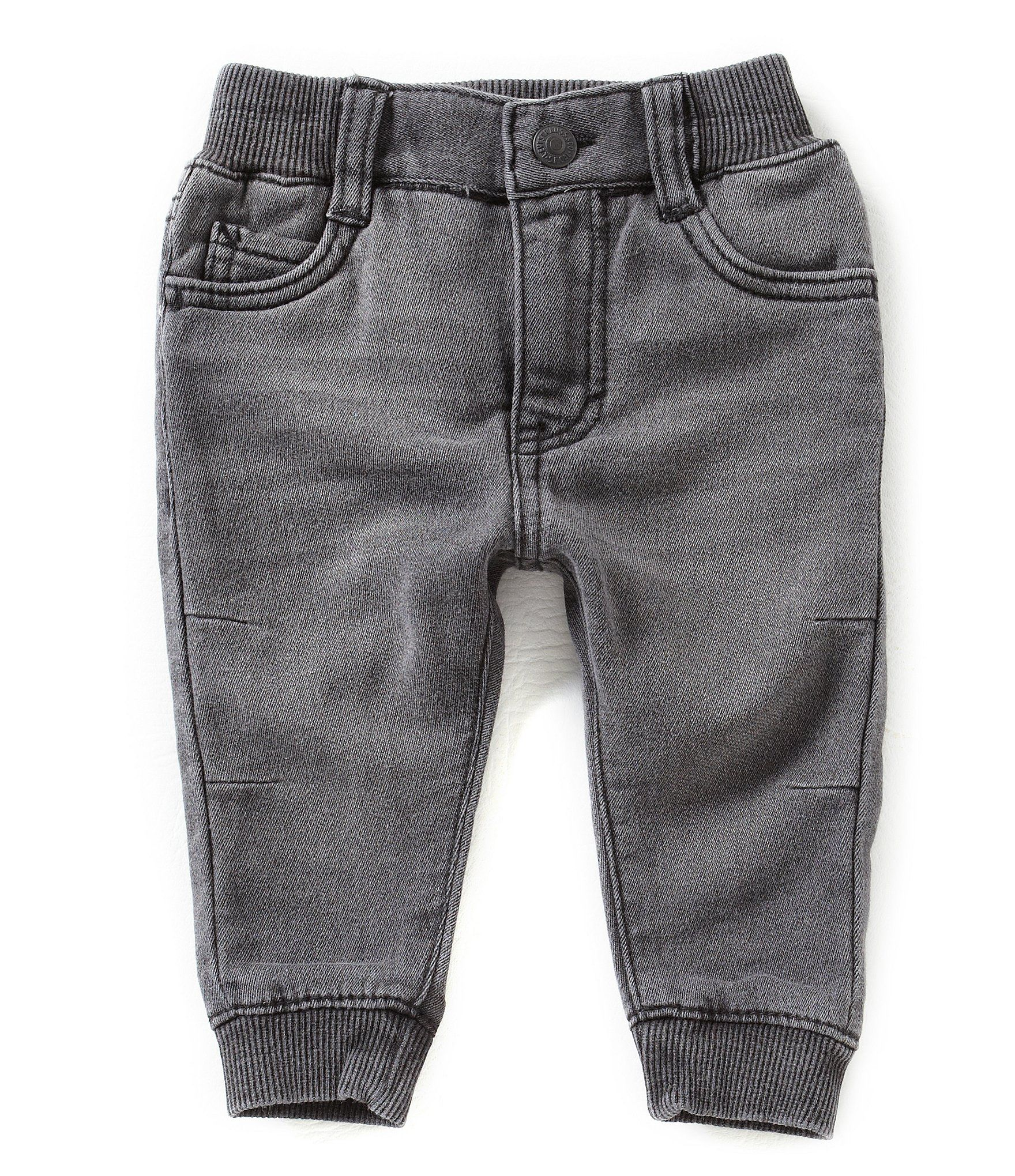 Photo of Levi's® Baby Boys 6-24 Months Knit Denim Jogger Pants | Dillard's