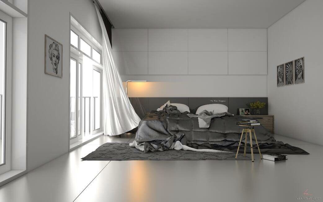 Cover bedroom_3dmax