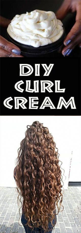 Photo of If you have curly or wavy hair, this DIY curl cream recipe w…