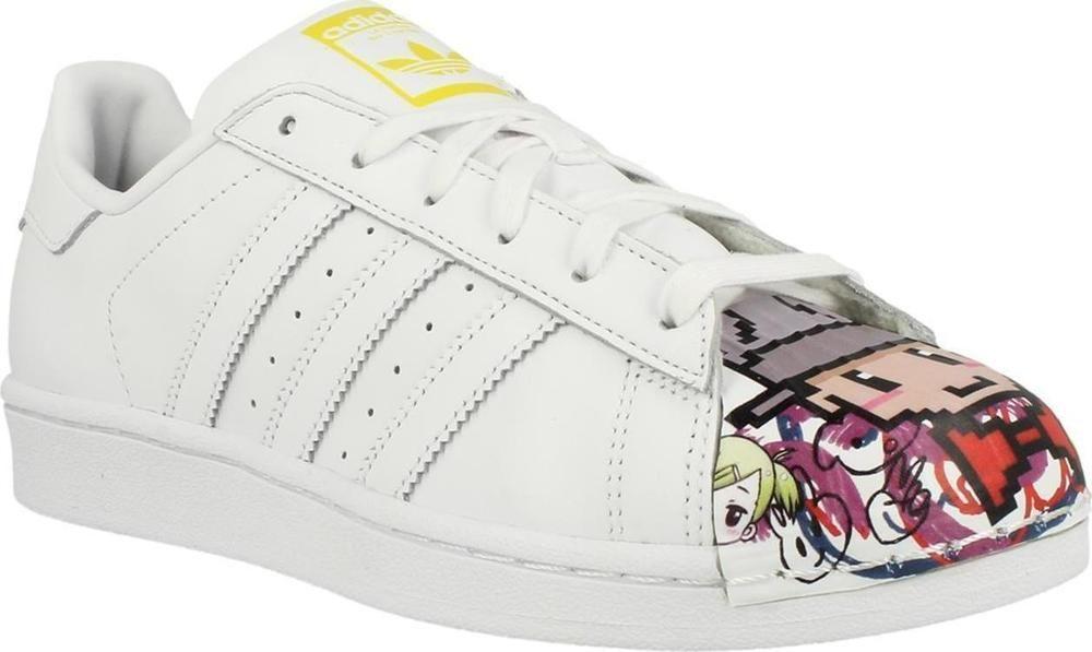 1ce066c80a364 Adidas Superstar Pharrell Williams Supersh Originals S83368-S83354 Mens New  shoe  adidas  ORIGINALS