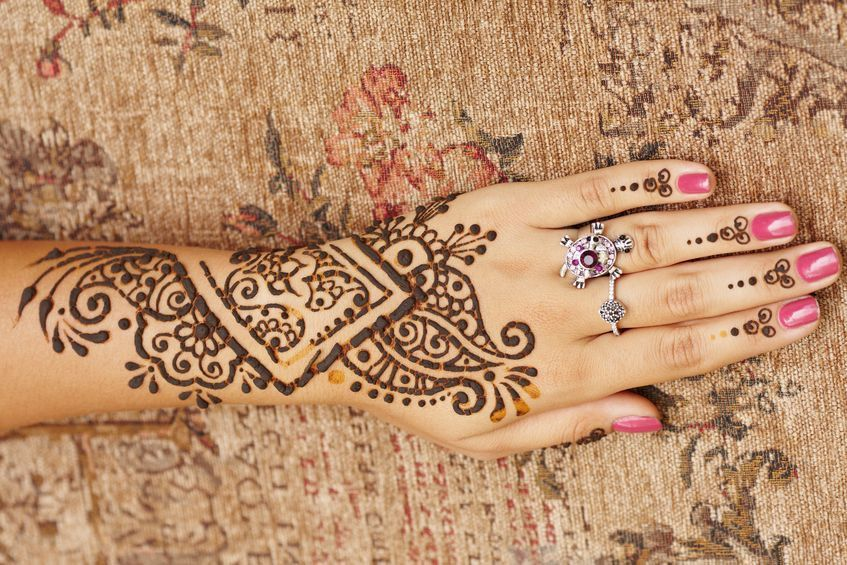 Mehndi Henna Kit Review : So many cute things henna get your own kit here at the hippie shop