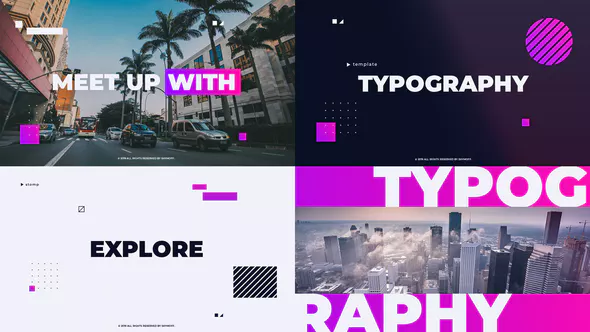 Typography Opener by shymoff on Typography, Holiday