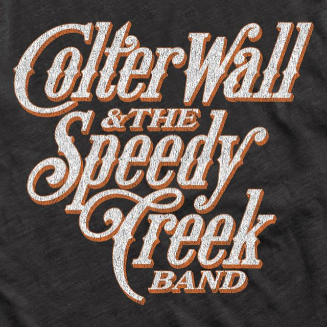 colter wall the speedy creek band logo by aaron von on colter wall id=58360