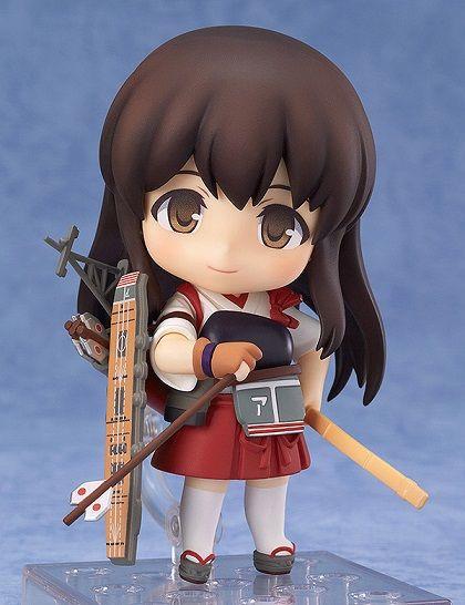 Pré-Encomenda:  Kantai Collection Nendoroid Action Figure Akagi 10 cm  Para mais informações clica no seguinte link: http://buff.ly/1lqTnTJ  #ToyArt #GoodSmileCompany #GSC #Kantai