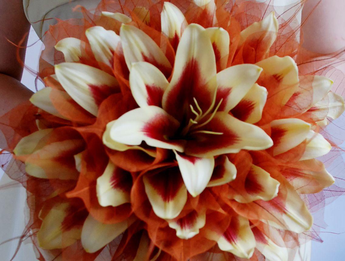 Jane Packer Bridal Bouquet