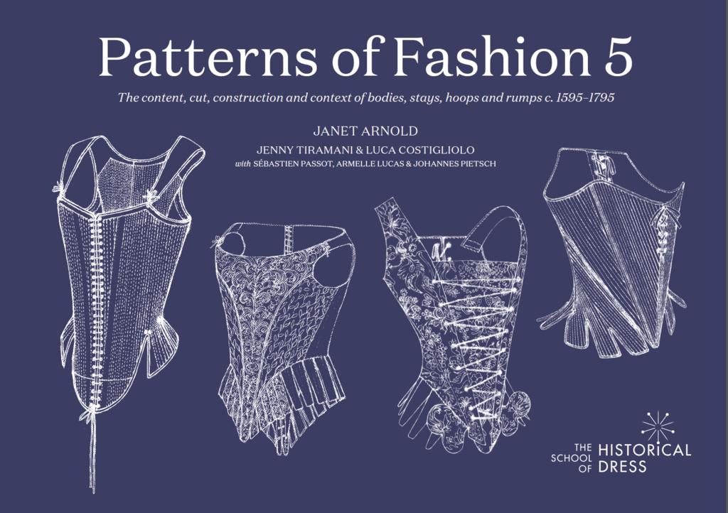Book Review Patterns Of Fashion 5 Patterns Of Fashion Fashion