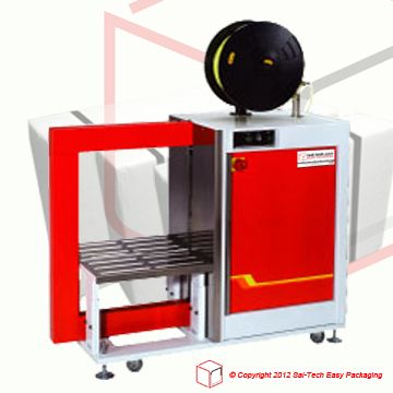 Step Tp 601y Automatic Side Seal Strapping Machines