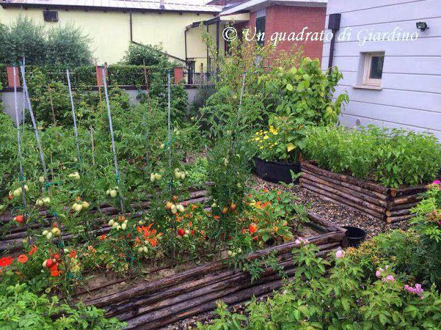 - Costruire un giardino ...