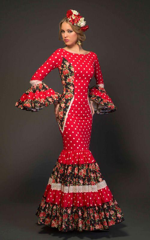 Imagenes vestidos de flamenca