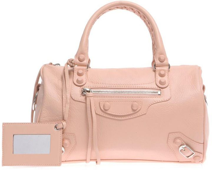Balenciaga Classic Mini Twiggy leather tote on shopstyle.com