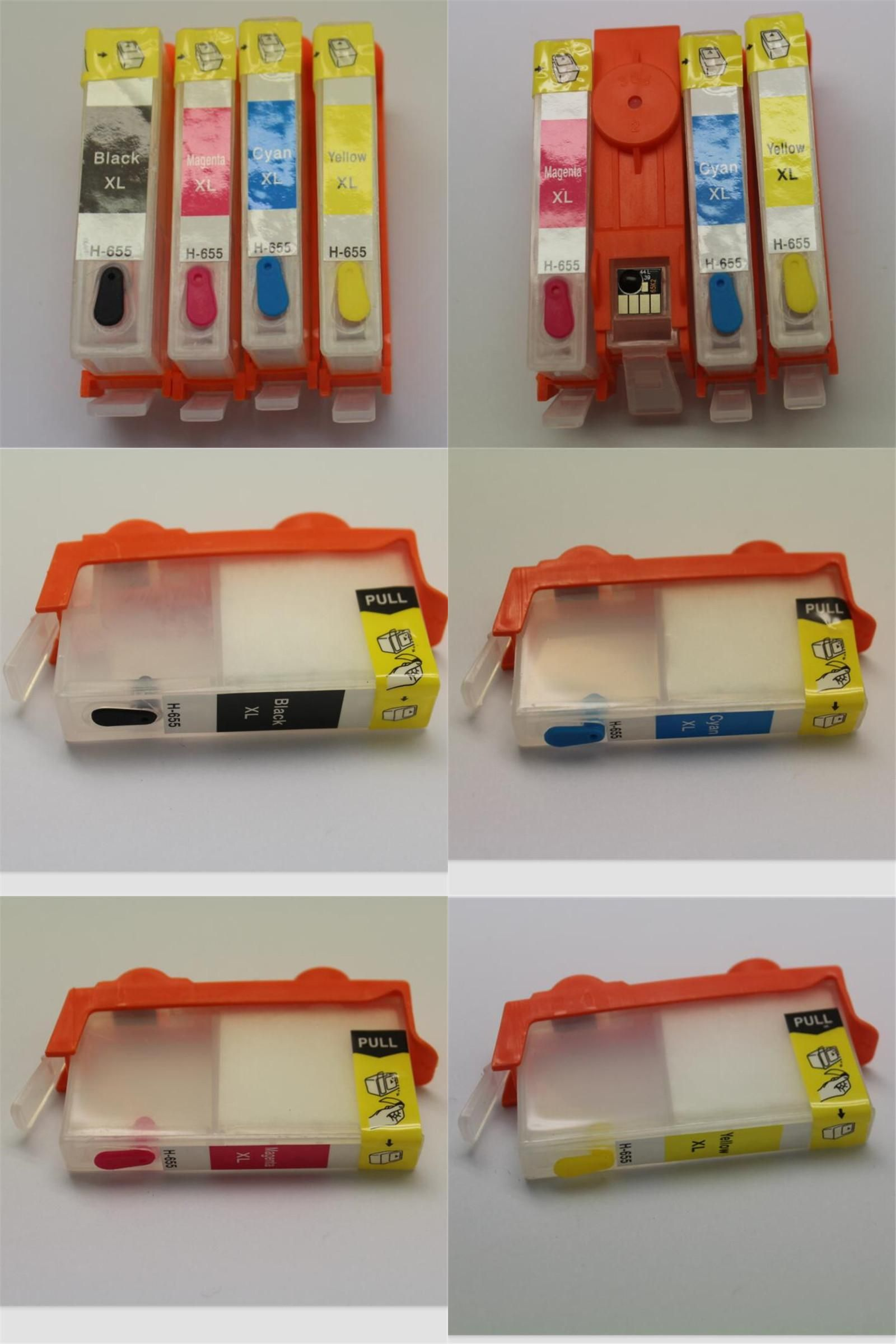 office decorations ideas 4625. [Visit To Buy] Refillable Empty Ink Cartridge For HP 655 FOR Deskjet Office Decorations Ideas 4625