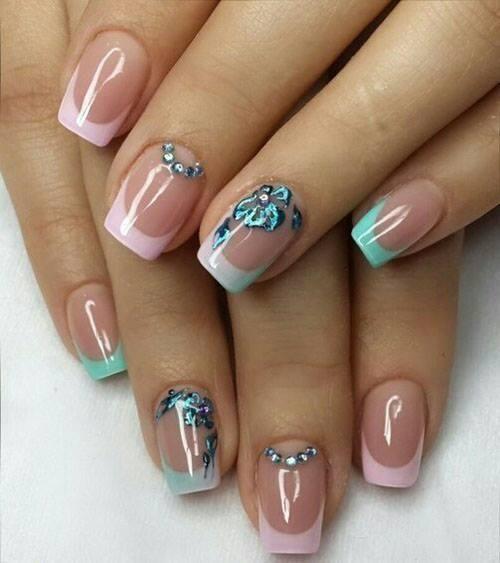Hermosos diseños de uñas a los que no te podrás resistir | Arte en ...