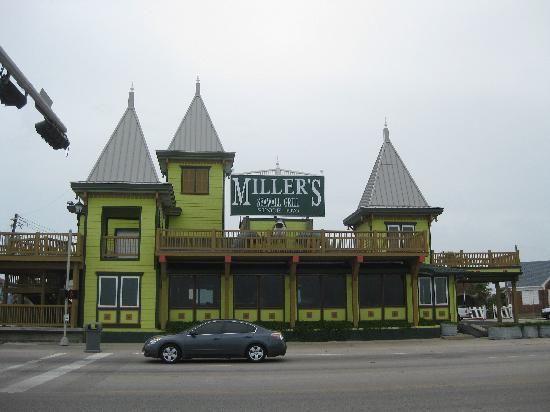 Miller S Seawall Grill Sea Wall Galveston Galveston Restaurants