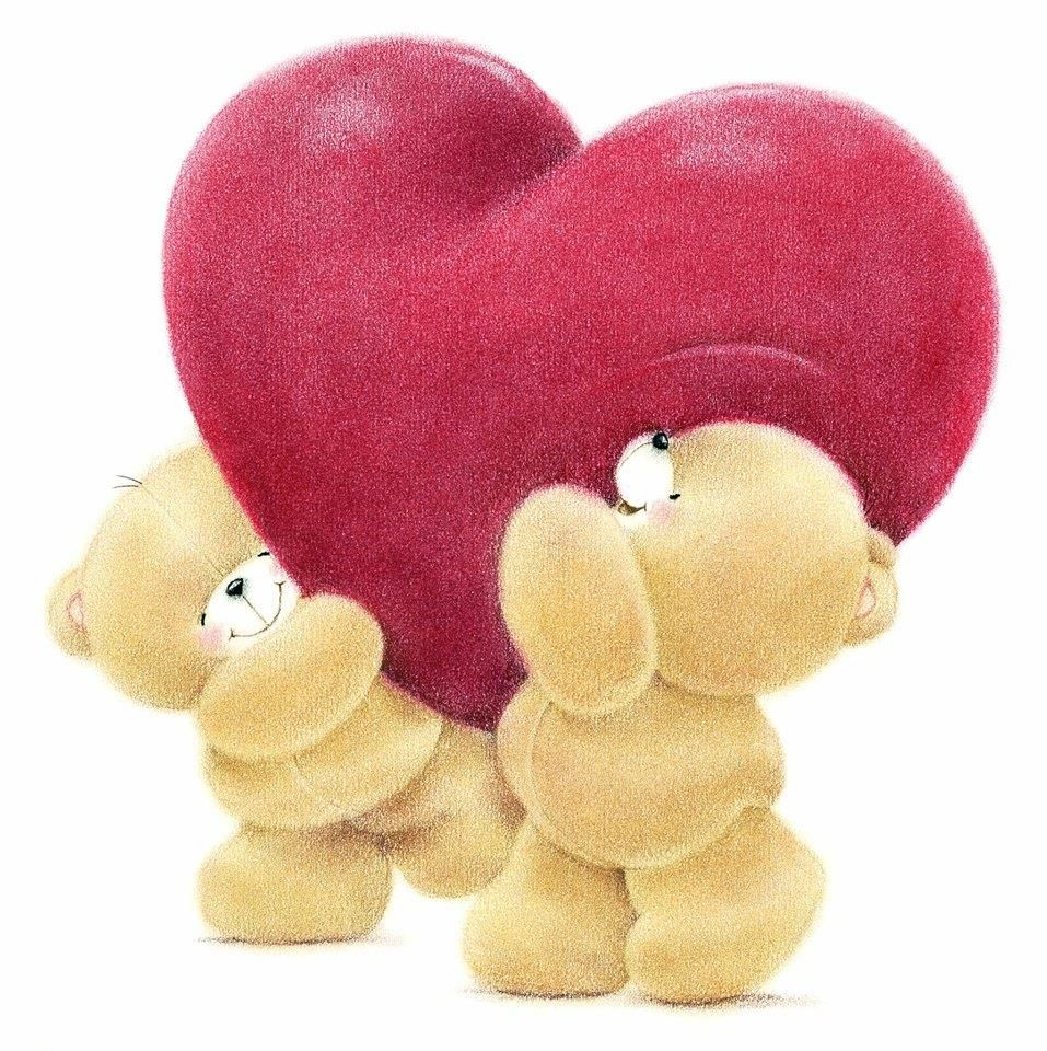 Forever friends cute pinterest bears teddy bear and cards fandeluxe Ebook collections