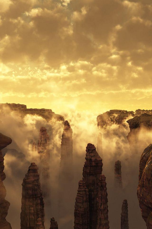 Huangshan, Yellow Mountain China