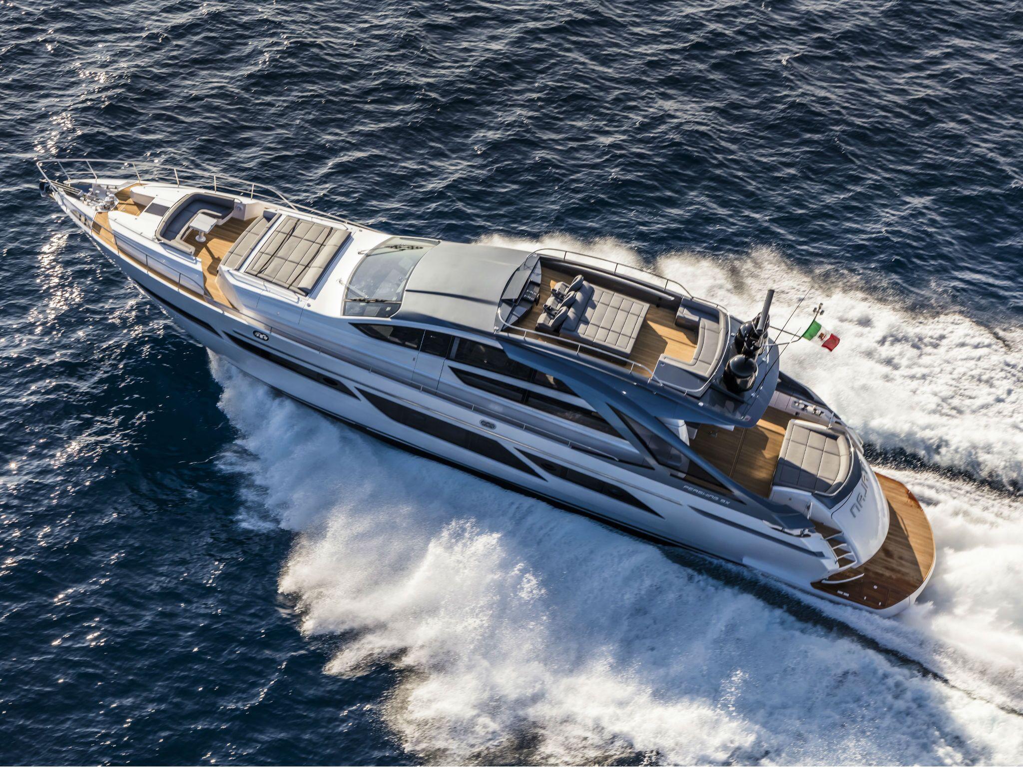 Pershing 9x Pershing Yachts Yacht Boat Yacht Design
