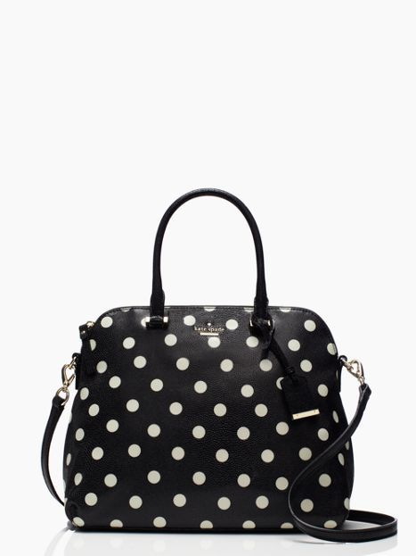 Cedar Street Dot Margot Can Never Go Wrong With Kate Spade
