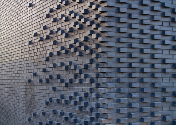Brick texture by kwikzilver