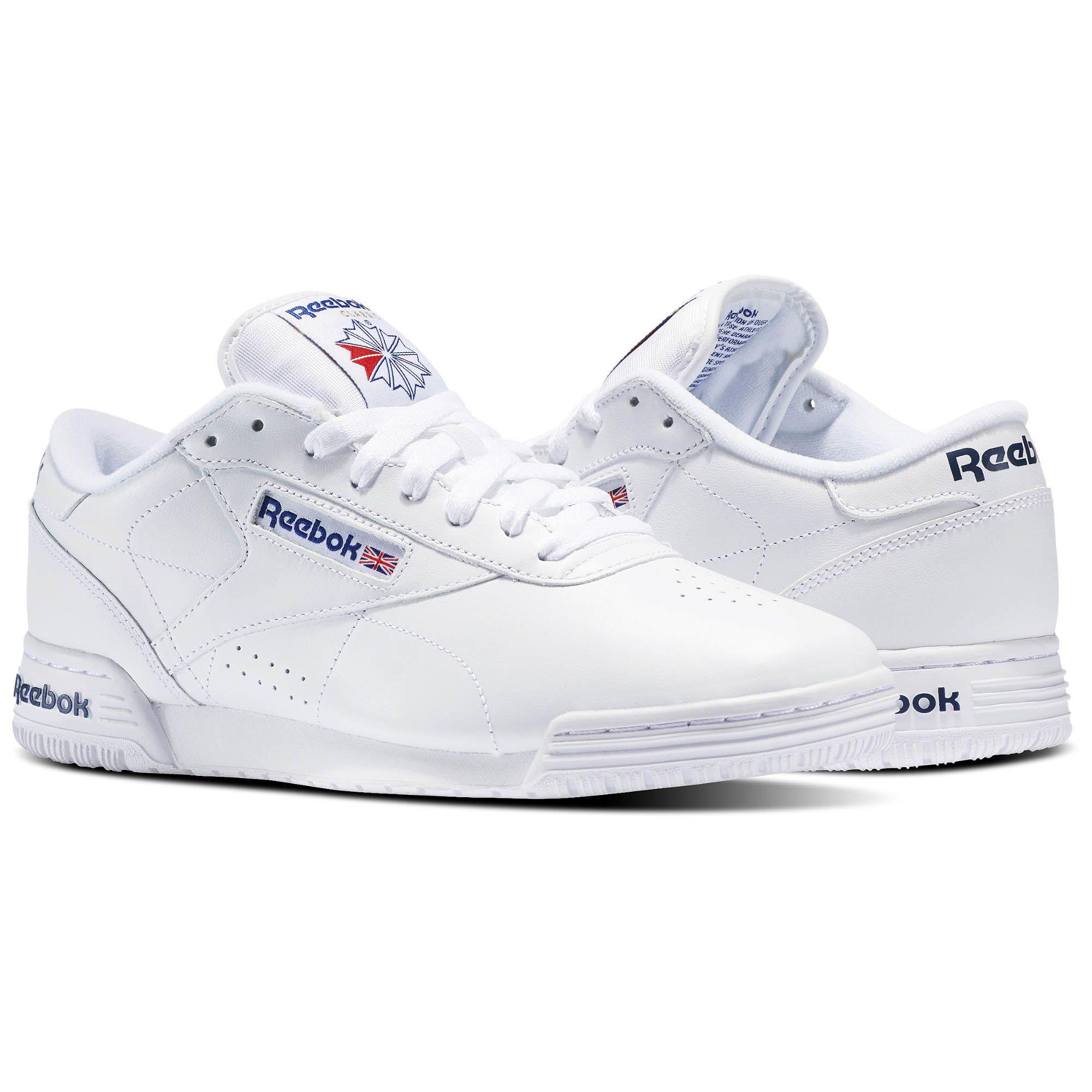 Exofit Lo Clean Logo INT Men's Shoes