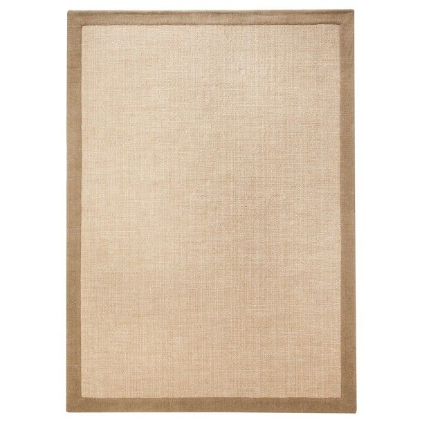 7 X10 Chenille Area Rug Light Brown