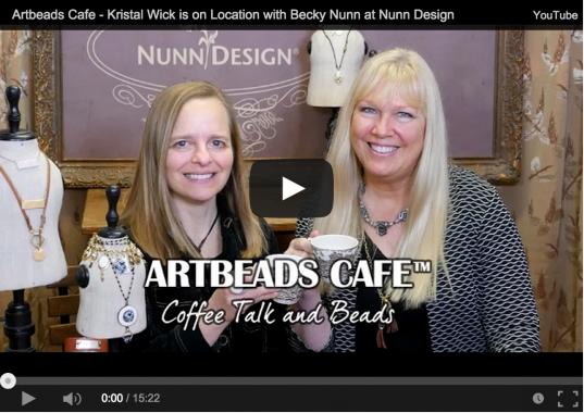 artbeadscafe Design, Diy jewelry videos, Nunn